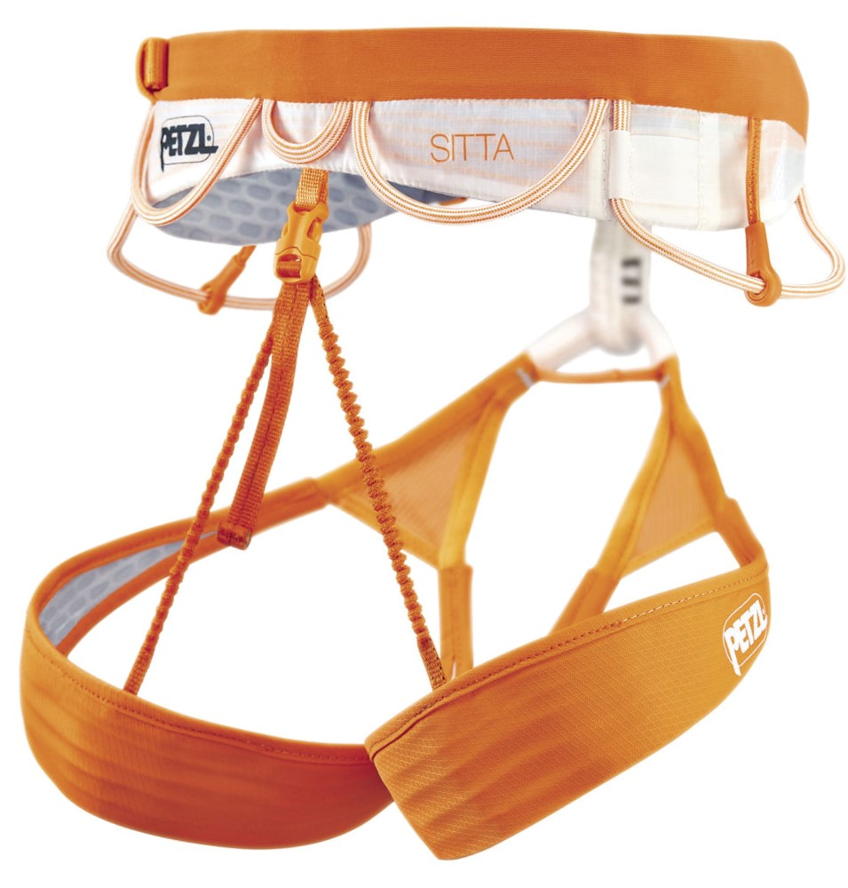PETZL SITTA— Climbing Harness for Professionals