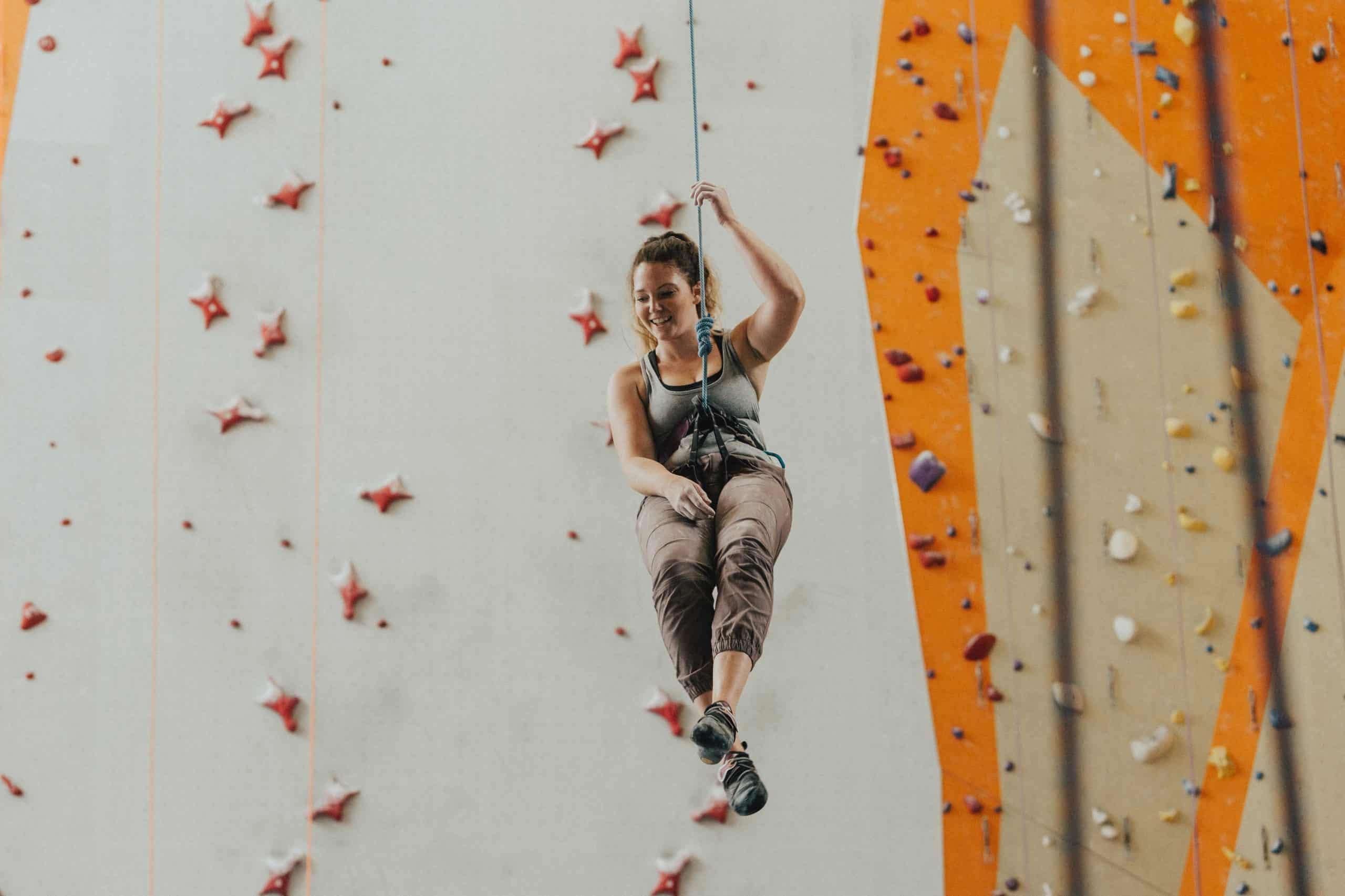 best women's climbing harnesses